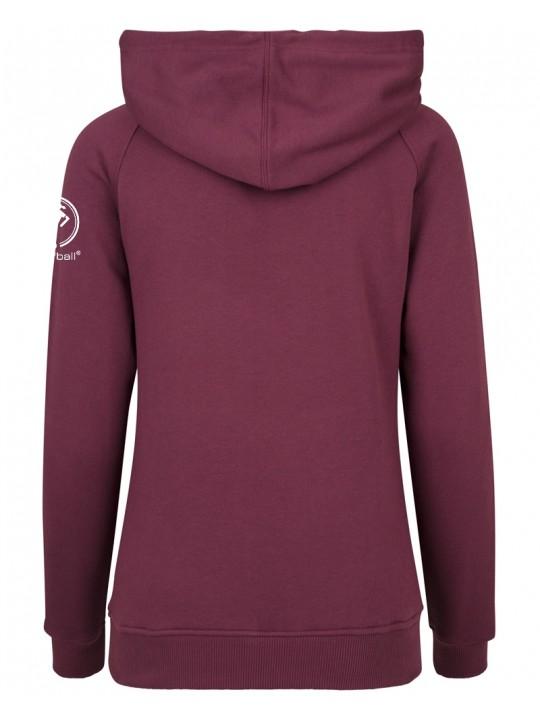 fssbll | z-hoodie | women`s cut | cherry