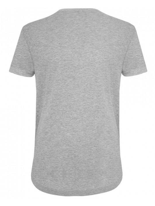 fssbll | shirt heaven| women's cut | light grey