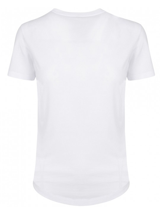 fssbll | shirt heaven| women's cut | white