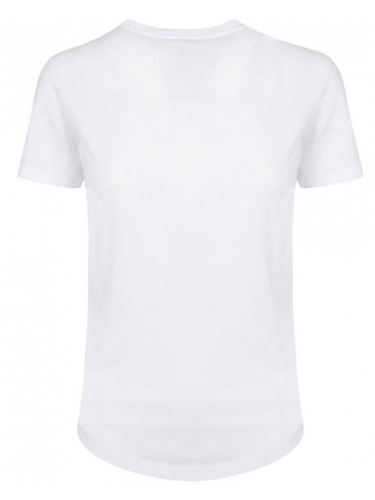 zpfbll   shirt unstoppable  women's cut   white