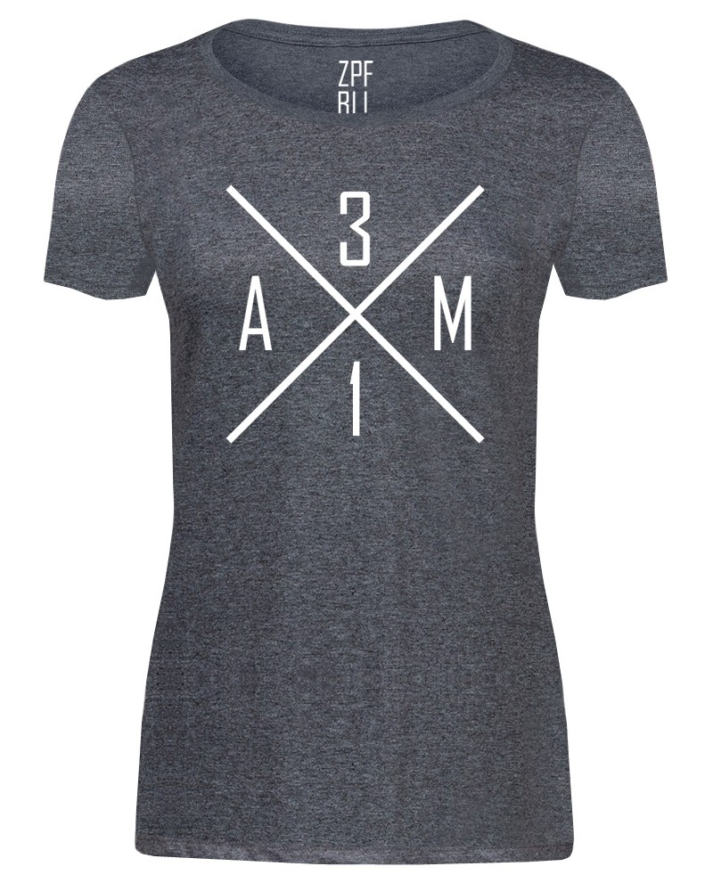 Zopfball Anja Mittag Crossshirt