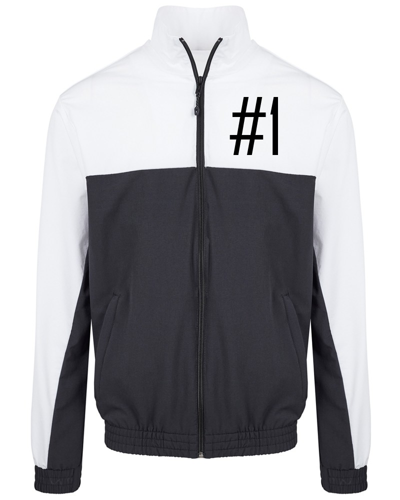 Nadine Angerer Retro Trainingsjacke