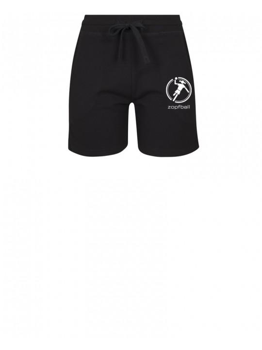 hndbll   shorts   women`s cut   black