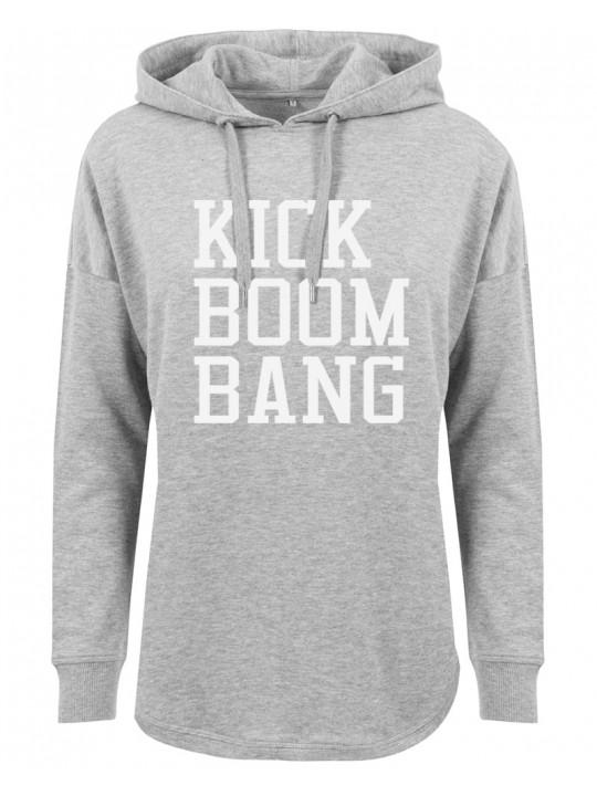 Kick Boom Bang Hoodie Zopfball