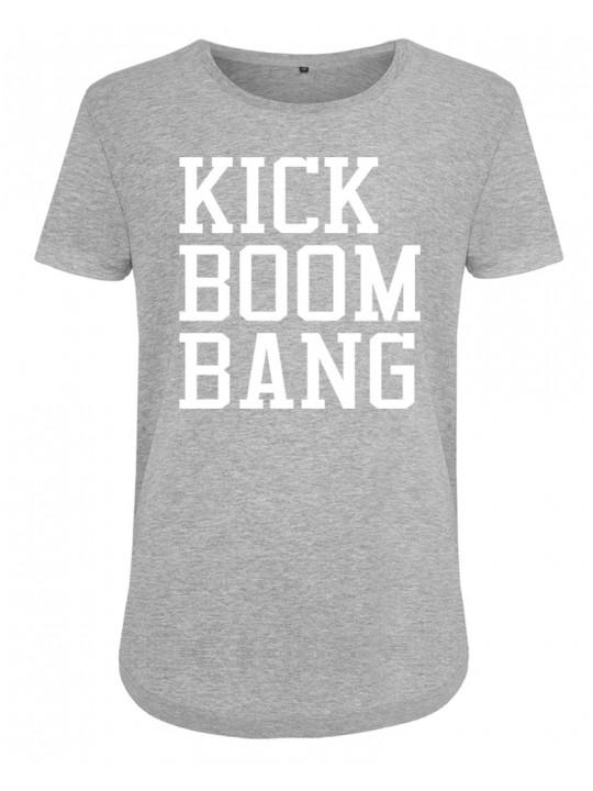 Zopfball Shirt Kick Boom Bang