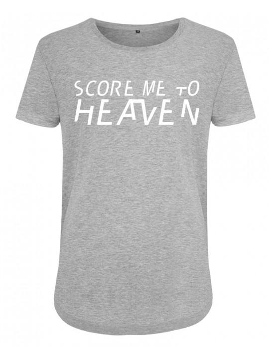Zopfball Shirt Score me to heaven