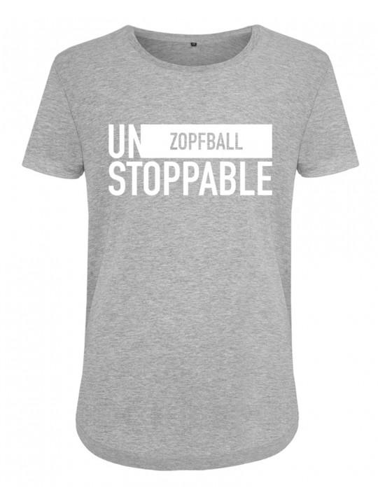 Zopfball Shirt Unstoppable