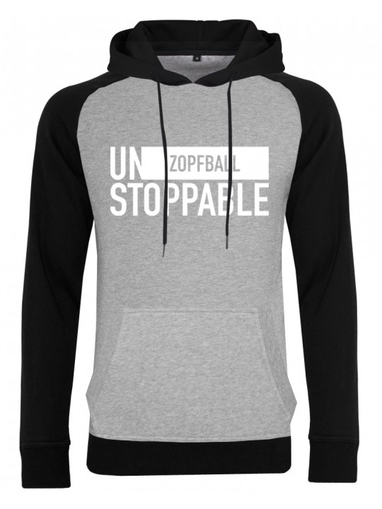 Zopfball unstoppable hoodie