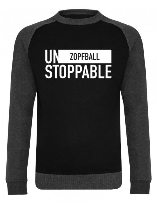 Zopfball unstoppable sweatshirt