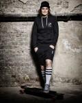 nadine angerer kollektion | biker hoodie